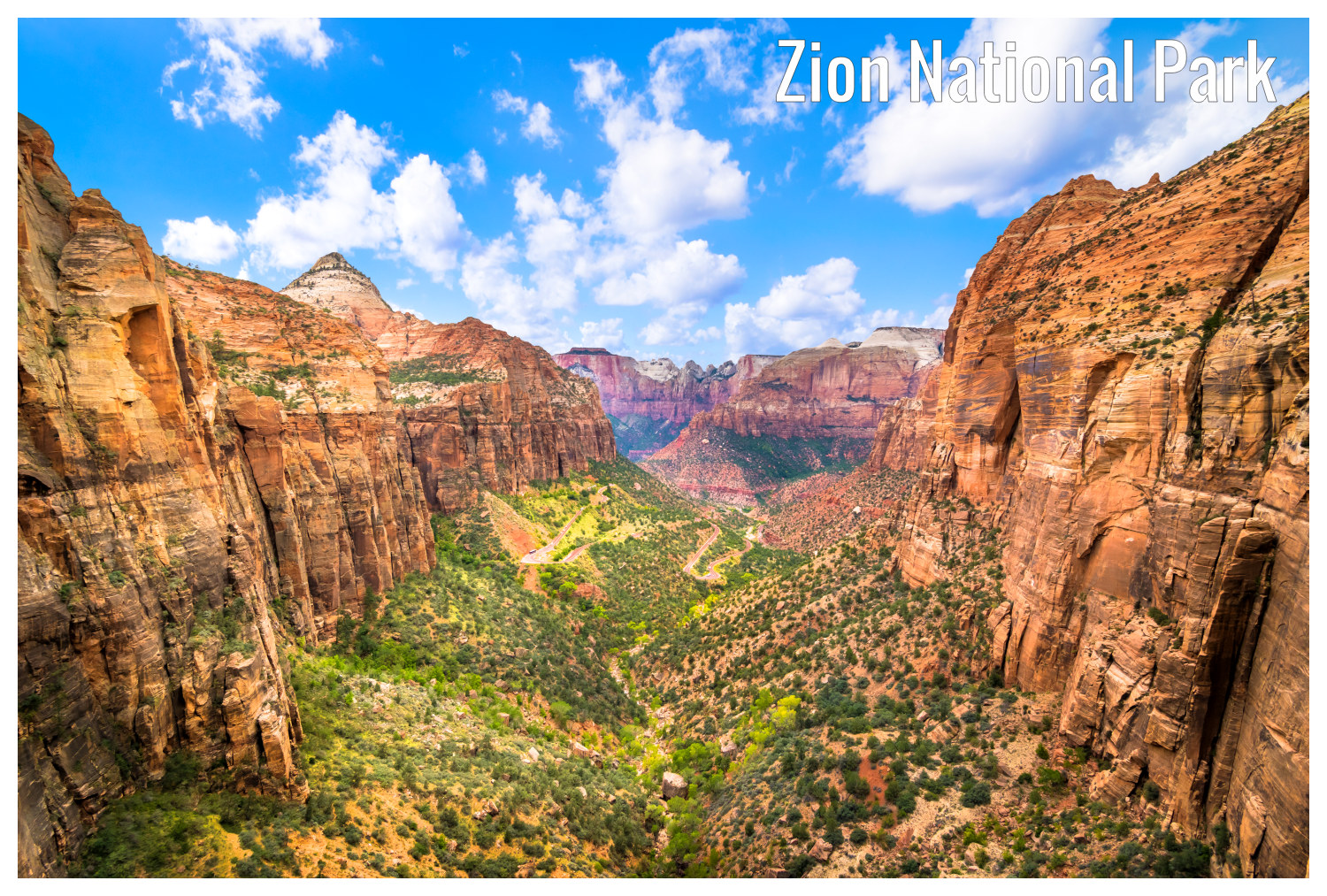 Zion National Park Ut Detailed Climate Information And