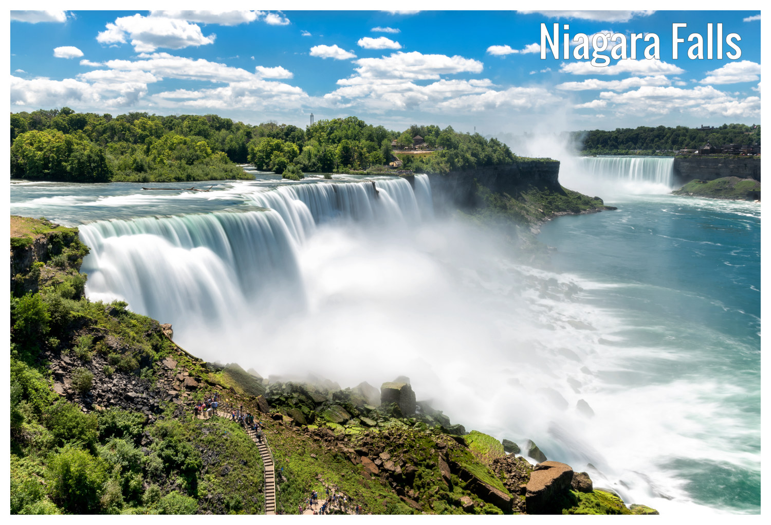 Niagara Falls, NY - Detailed climate information and ...