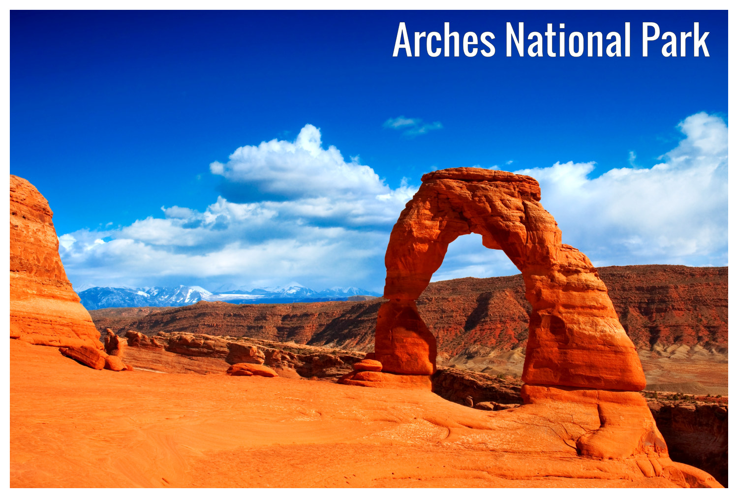 Arches National Park Ut Detailed Climate Information And
