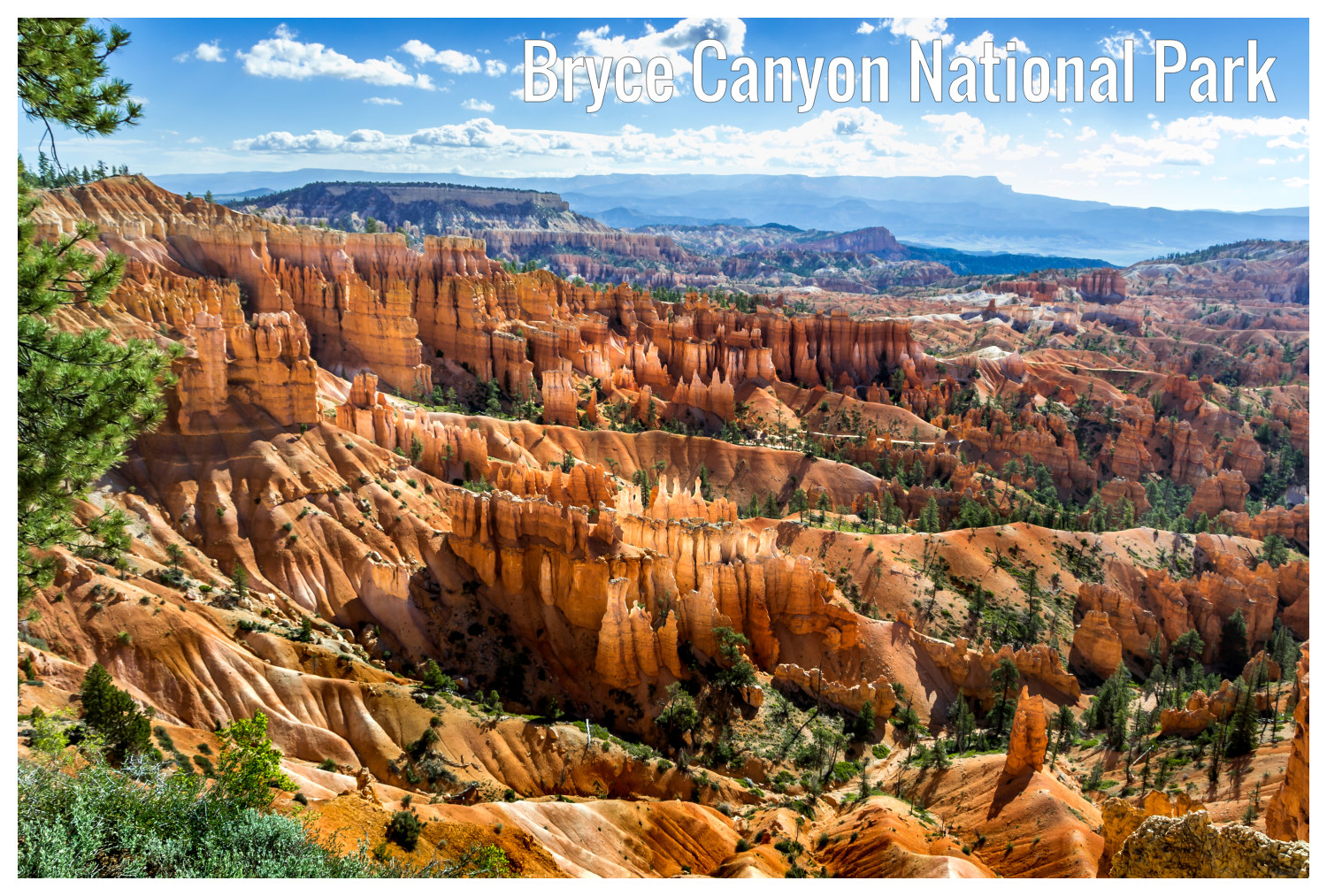 Bryce Canyon National Park Ut Detailed Climate